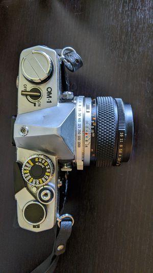 Olympus OM-1 35mm film camera bundle for Sale in Tempe, AZ