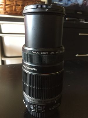 Canon original EF-S lense for Sale in Concord, CA