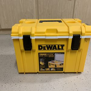 DEWALT Tough System Cooler for Sale in Phoenix, AZ