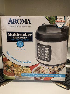 Aroma Multi Cooker for Sale in Pleasanton, CA