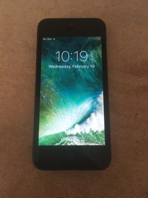 iPhone 5 16 GB Unlocked GSM for Sale in Winter Park, FL