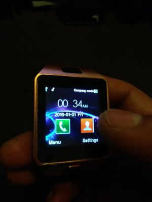 Android smartwatch for Sale in Fresno, CA