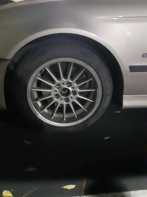 Set of 5 BMW wheels. for Sale in Livermore, CA