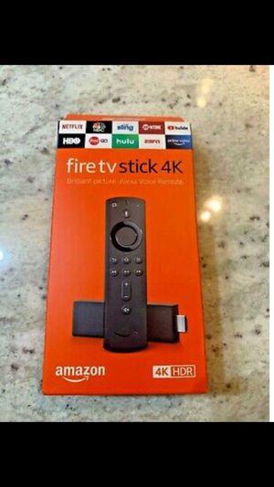Amazon Fire TV Stick 4K for Sale in Franklin, TN