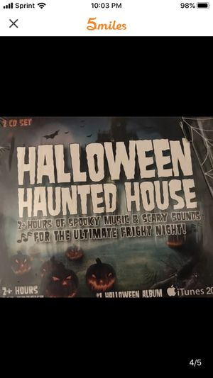 2 Halloween CD's for Sale in Queens, NY