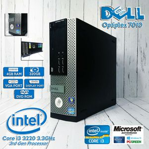 DELL Optiplex Desktop with 22in LCD for Sale in Colorado Springs, CO