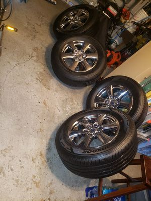 Hankook/Dynapro Ht tires and rims for Sale in Tamarac, FL