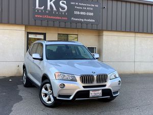 2011 BMW X3 for Sale in Fresno, CA
