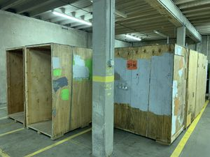 Moving and storage lift vans, shipping containers. for Sale in Killeen, TX