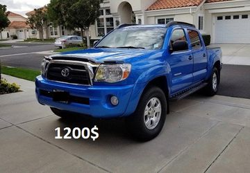 Clean History 2005 Toyota Tacoma Automatic 4WDWheels Powerfully✅wewe for Sale in Washington,  DC