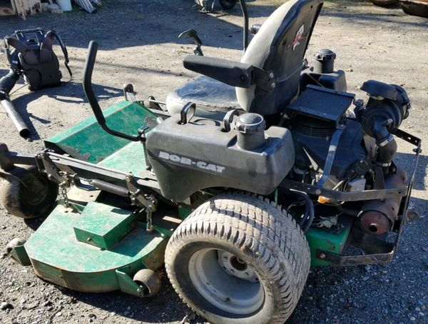 Bobcat Zt225 Kawaski Engine 25hp 1800hrs 61inch