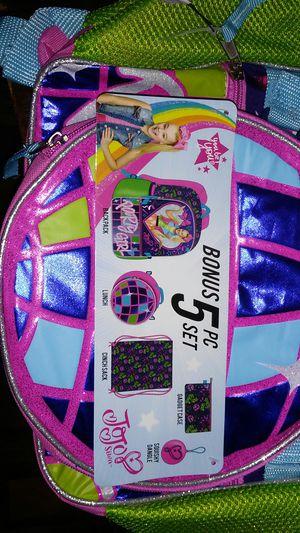 JoJo book bag set for Sale in Lyman, SC