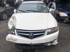 Acura TSX 2006 Selling Parts Only Vehicle Not For Sale for Sale in Paterson, NJ