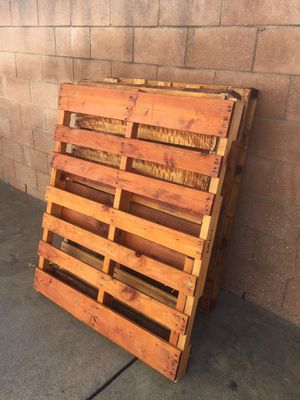 FREE WOOD PALLETS for Sale in Los Angeles, CA