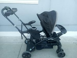 Sit n stand double stroller for Sale in Bloomington, CA