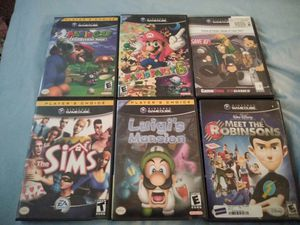 Gamecube games bundle for Sale in Las Vegas, NV