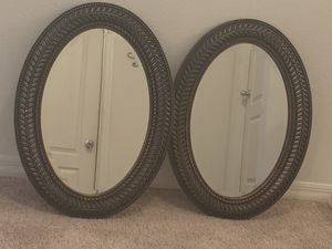 Oval Bronzed Mirrors for Sale in Davenport, FL