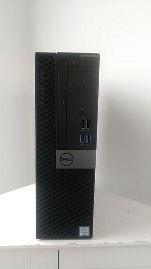 """Dell Optiplex 5050 Desktop PC Computer Core i5-7500 8GB 250GB 24"""" Monitor Win10 for Sale in Indianapolis, IN"""