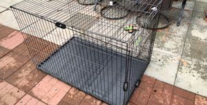 Xl dog crate for Sale in Lynnwood, WA