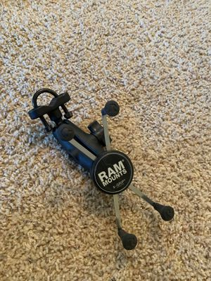 Ram mount motorcycle phone mount for Sale in Stockton, CA