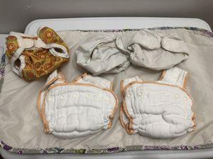 Newborn cloth diaper for Sale in Port St. Lucie, FL