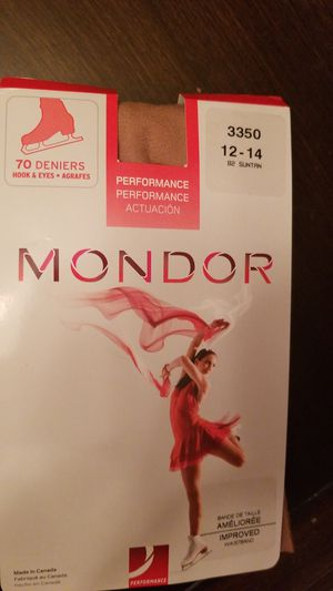 Mondor 3350 Ice Skating Tights for Sale in Long Beach, CA