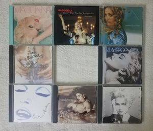 (64) 1990s Music CDs - Pop, R&B, Musicals, Movie Soundtracks and others for Sale in San Francisco, CA