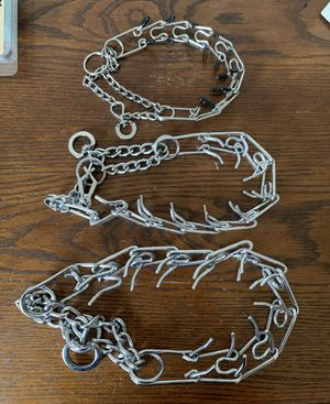 Dog Prong collars for Sale in Barrington, IL