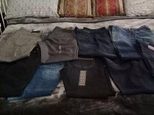 Men's pants PERRY ELLIS, RALPH LAUREN, LEVIS, CALVIN KLEIN'S for Sale in Ontario, CA
