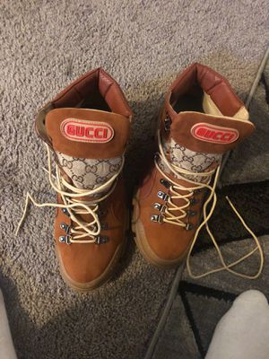Gucci boots for Sale in Washington, DC