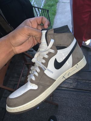 Travis Scott Jordan 1 Retro High for Sale in Arlington, VA