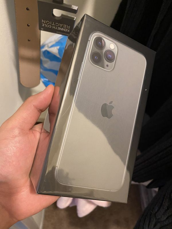 iPhone 11 pro 64gb midnight
