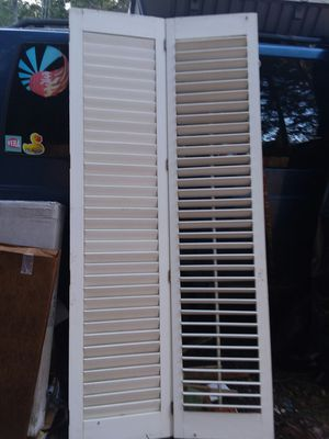 Folding closet foor for Sale in SKOK, WA