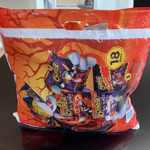 18 Bags Cheetos for Sale in Broomfield, CO
