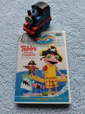 Kids Tubbs Movie and Bath Thomas Toy for Sale in Washington, DC