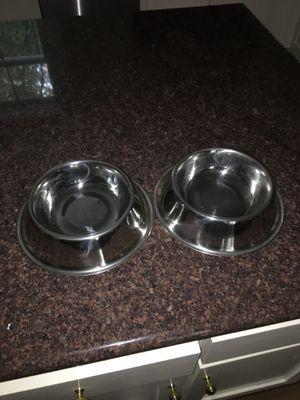 Pet food and water bowls for Sale in Atlanta, GA
