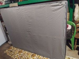 Queen Size Box Spring for Sale in Madison, NC