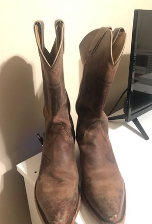 Women's Size 8 Texas Tech Nocona Boots for Sale in Fort Worth, TX