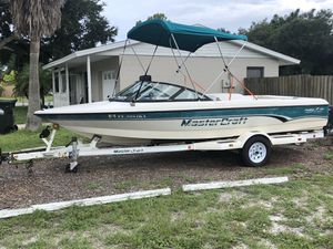 1998 Mastercraft ProStar 190 for Sale in Ocoee, FL