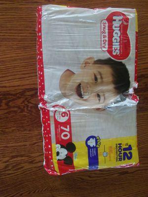 Huggies Diapers for Sale in Prosper, TX