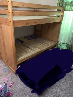 Bunk bed full size !! for Sale in Houston, TX