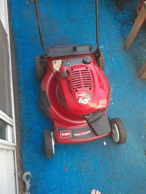 Toro 6.5 hp GTS recycler for Sale in Portland, OR