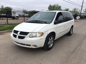 2002 DODGE GRAND CARAVAN 3.8L for Sale in Dallas, TX