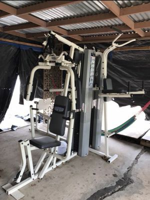 igs iron grip strength tsa 9900 3 station home gym for Sale in Walkersville, MD