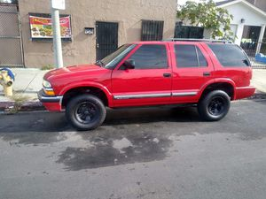 2001 chevy blazer for Sale in Los Angeles, CA