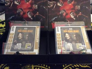 2 SDCC badges for Sale in Los Angeles, CA