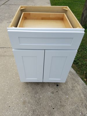 Kitchen cabinets - Bases only for Sale in Kenneth City, FL