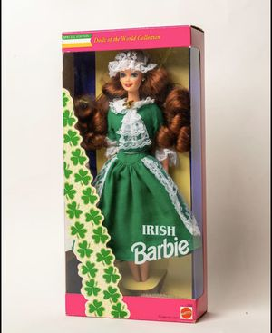 Special Edition- 1994 Irish Barbie! for Sale in Riverside, CA