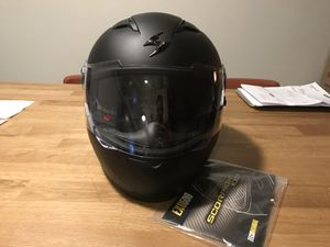 Never Used Scorpion Motorcycle Helmet for Sale in Vancouver, WA