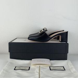 Gucci Madeleine Crystal Black Heel Pumps for Sale in Los Angeles, CA
